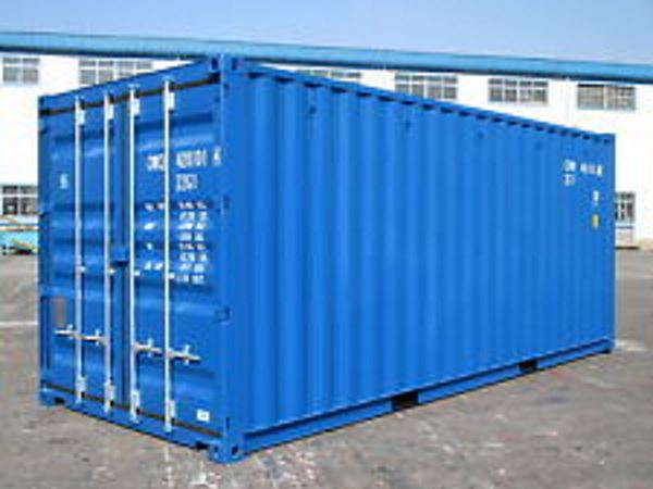 Container Storage Hire in Workington, Cumbria - Ian Wilson Haulage