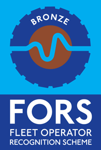 FORS Fleet Operator Recognition Scheme Bronze Accredited
