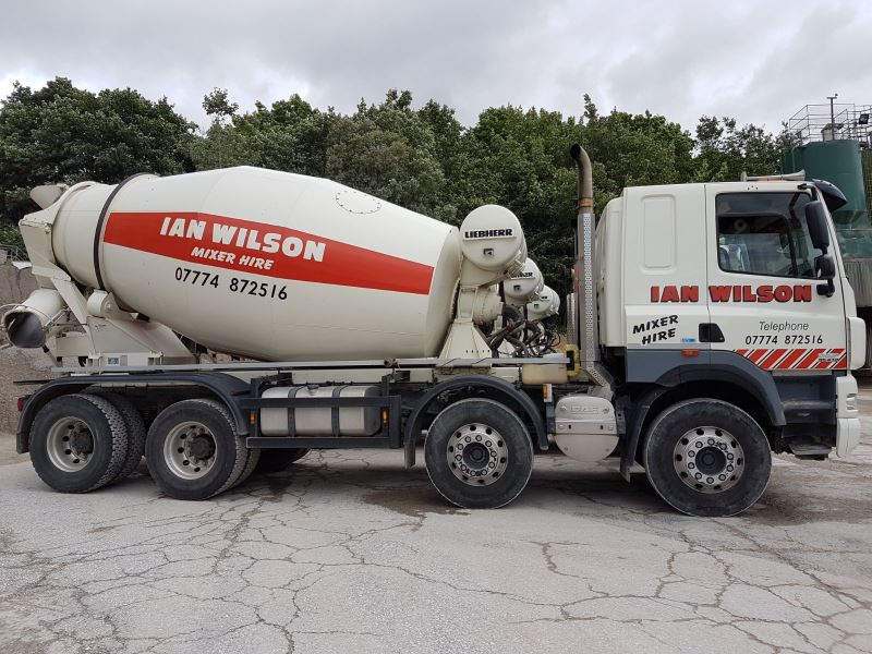 Ian Wilson Haulage, Workington, Cumbria